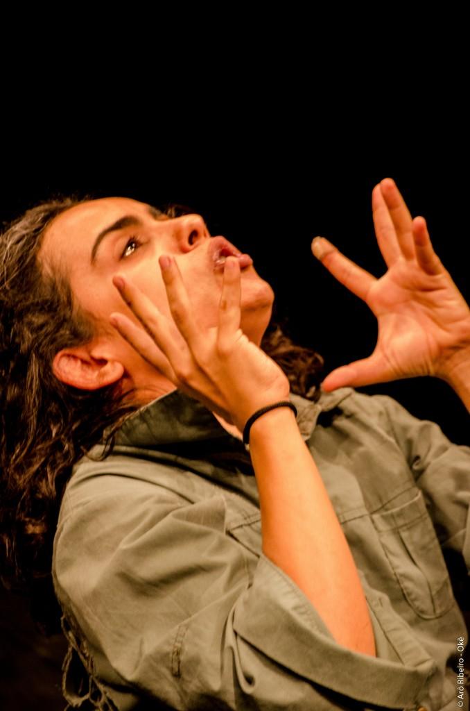 Erika MouraFoto de Arô Ribeiro - PLEM-3662