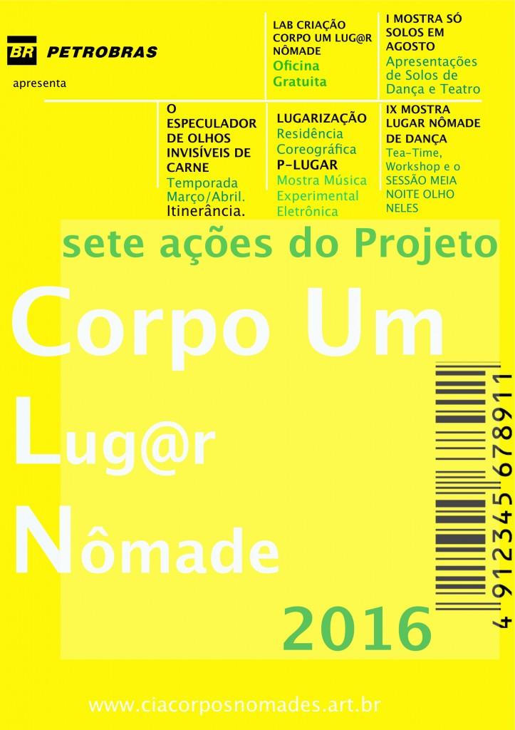 e-flyer programação 2016 Corpo Um Lug@r Nômade