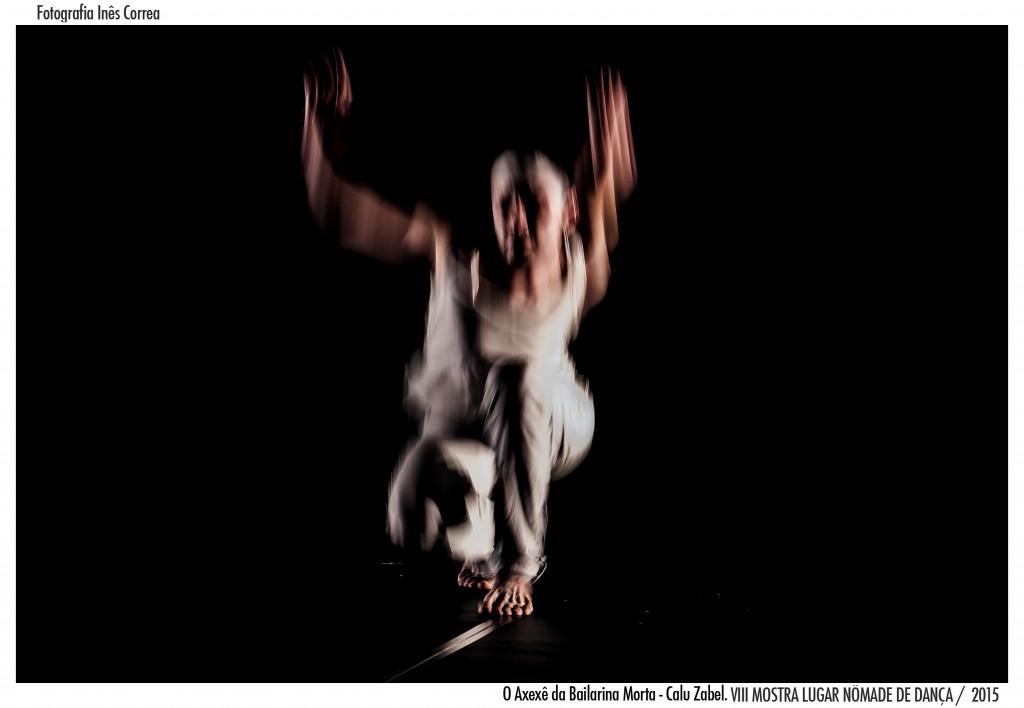 O Axexê da Bailarina Morta - Calu Zabel