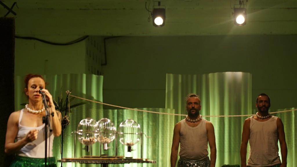 Ciacorposnomades #Dr. Faustroll - 01 foto João Hidaldo